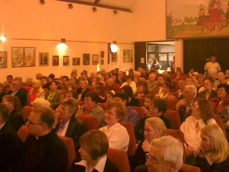 A húsvéti kiállításra sokan eljöttek
