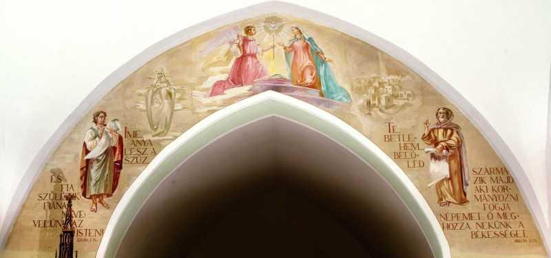 Angyali üdvözlet, Izaiás próféta, Mikeás próféta