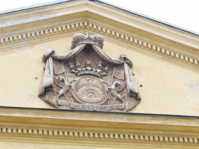 A Batthyány család címere