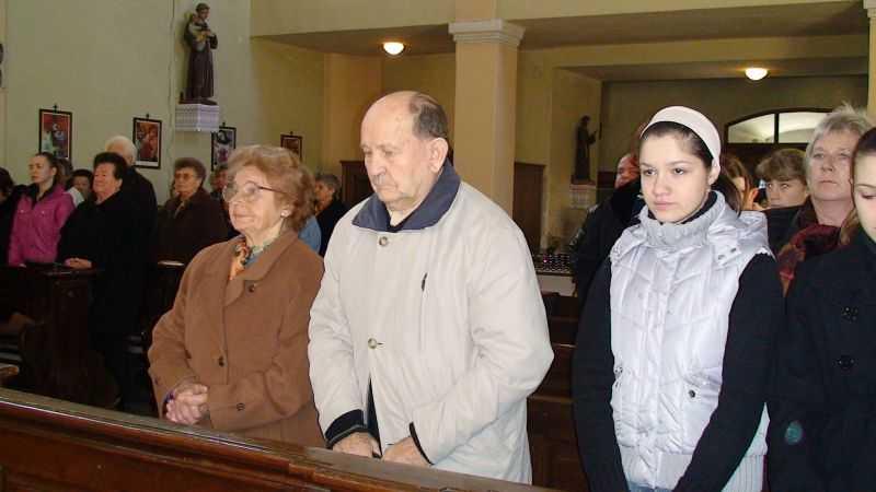 Gyula bácsi és Marika néni 65 éve házasok