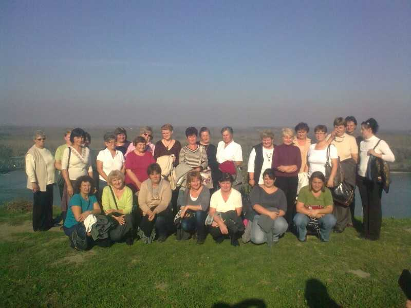 Szent Mónikközösségek találkozója Dunaföldváron