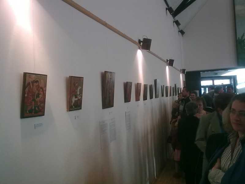 Húsvéti kiállításmegnyitó 2012.