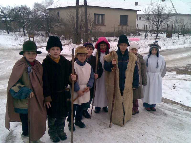 betlehemezők 2007 karácsonyán