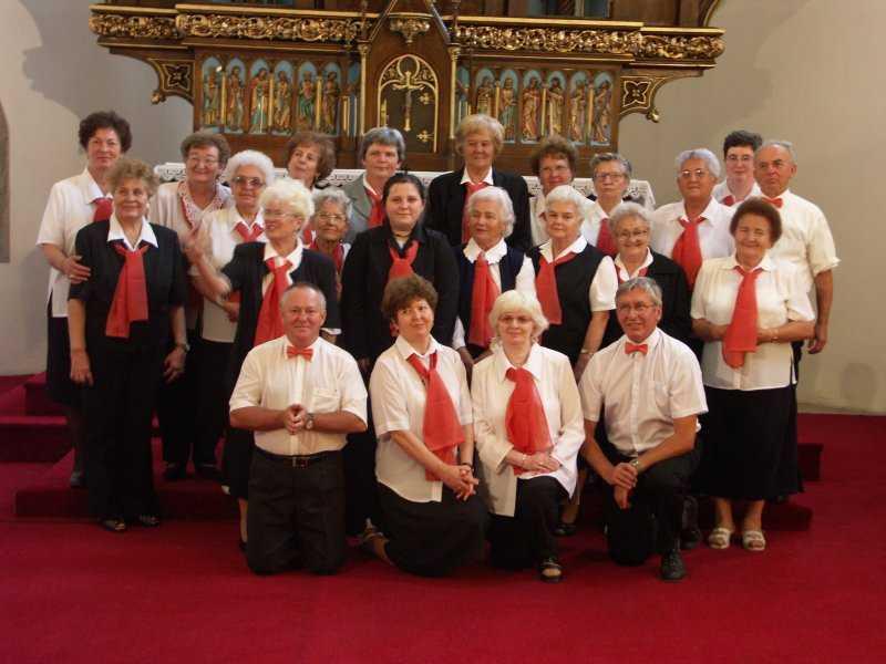 Nyugdíjas énekkar
