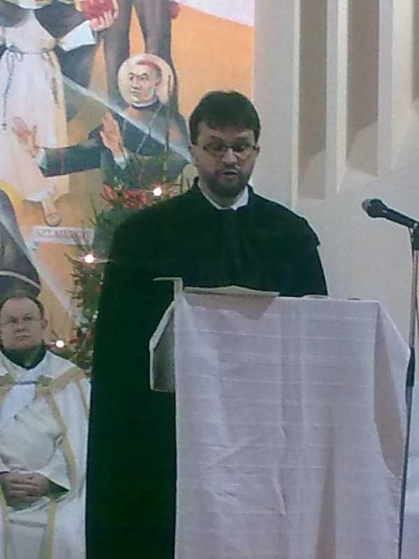 Őkumenikus imahét: templomunkban Tóth L. Kristóf őcsényi református tiszteletes