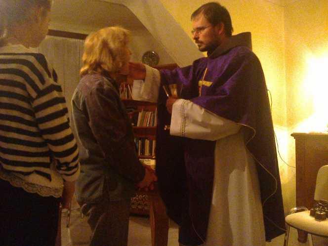 2015. február 0-22. nagyböjti tridum Berhidai Piusz o.f.m. atyával