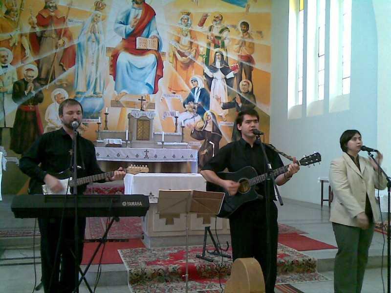 Ivancsits Tamás és barátai koncertje 2009. május 30