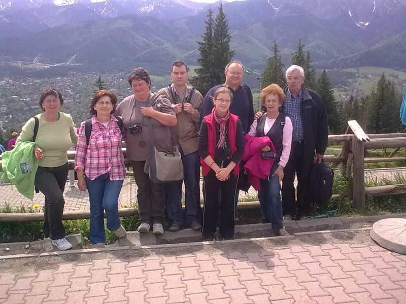 Felvidéki zarándokok, 2012. június 2-5.
