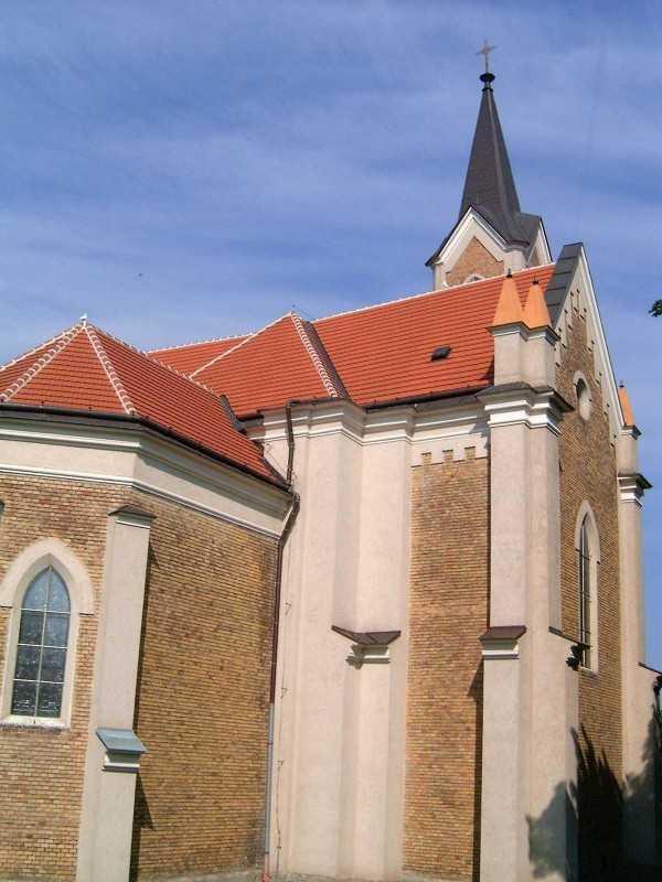 A Templom utcai oldal